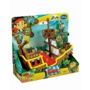 Fisher-Price (フィッシャープライス) Jake and the Never Land Pirates - Musical Pirate Ship Bucky(Ma