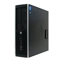 中古パソコン hp 6200Pro SFF Windows7 Pro Core i3 3.1GHz 2GB 250GB DVD-ROM 【中古】【デスクトップ】