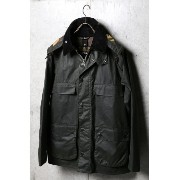 Barbour×JS OLD BEDALE with HOOD camo lining/別注 バブアー【ジャーナルスタンダード/JOURNAL STANDARD ブルゾン・スタジャン...