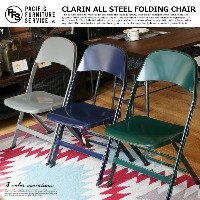 CLARIN ALL STEEL FOLDING CHAIR(クラリンオールスチールフォールディングチェア) SS2001 PACIFIC FURNITURE SERVICE(パシフィ...