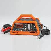 BAL(大橋産業) /NO.1738 ACE CHARGER 10A 12Vバッテリー専用全自動充電器 [1738] 0824楽天カード分割