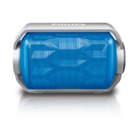 BT2200A【税込】 フィリップス Bluetooth対応防水ポータブルスピーカー(アクア) PHILIPS Bluetooth Portable Speaker BT2200 [BT2200A...