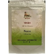 NEEM POWDER 100% USDA CERTIFIED ORGANIC - 100gm