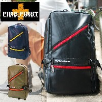 FIRE FIRST【9120】 リュック バックパック ビジネス A4 B4 カジュアル 消防士 救急隊 タブレット メッシュ 通学 通...