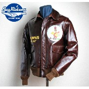 "No.BR80369 BUZZ RICKSON'S バズリクソンズA-2 No.23380 ROUGHWEAR CLOTHING CO.324th BOMB.SQ.""MEMPHIS BELLE"""