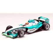 エブロ 1/43 PETRONAS TEAM TOM'S No.37 荒聖治 2008