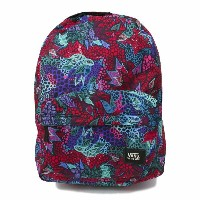 【VANSアパレル】 ヴァンズ バックパック SAULO IBARRA BACKPACK VN-03DUHFP 15FA SAULO MULTI