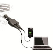Targus ターガス Car Charger for Laptop & USB Tablet APD046AP-50