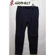 GRAMICCI Fleece SLIM Pants【フリーススリムパンツ】[メンズ]Heather Navy