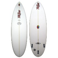 "MACCOY ALL ROUND NUGGET 7'0"" Clear XF 3F マッコイ エポキシ サーフボード サーフィン サーフボード 小波用THE SURFBOARD AGENCY..."