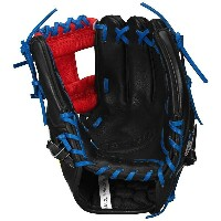 ウィルソン メンズ 野球 グローブ【Wilson A2000 1788 Fielder's Glove】Black/Red/Royal【10P03Dec16】