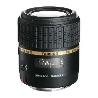 TAMRON タムロン 単焦点望遠マクロレンズ SP AF60mm F/2 Di II LD [IF] MACRO 1:1 Nikon(ニコン)用 (G005) 1201_flash