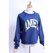 "【SALE35%OFF】Americana(アメリカーナ)OVER SIZE SWEAT CREW ""AMEY"" 4color 2016'S/S【Lady's】"