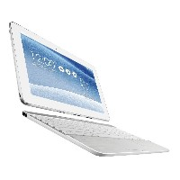 ASUS TF103シリーズ タブレットPC white ( Android 4.4.2 / 10.1 inch / Intel Atom Z3745 / eMMC 16G / キーボードドック付属 ) TF103-WH16D
