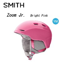 SMITH スミス ヘルメット 2016 Zoom Jr. (BrightPink) [20_off]