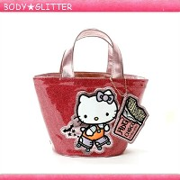 ★【HbG】×ハローキティ Skater Kitty Eco Lunch (ピンク)★【RCP】【HLS_DU】【あす楽_土曜営業】