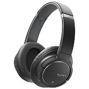 SONY (ソニー) 密閉型ワイヤレスノイズキャンセリングヘッドホン Bluetooth対応 MDR-ZX770BN/B[グッズ]