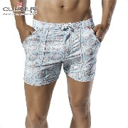 【CLEVER2016-1】 CLEVER クレバー Snails Swimsuit Trunk Ref,0601 CLEVER スイムパンツ 【男性下着 水着 ボクサー メンズ Men's ...