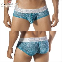【CLEVER2016-1】 CLEVER クレバー ブリーフ メンズ Ref,5257 Wheat Spikes Brief ローライズボクサー 【男性下着 下着 ボク...