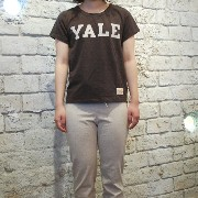 【sale セール】【45%OFF】PACIFIC PARK STORE(パシフィックパークストア)スラブ天竺半Tee YALE pps-20301【ネコポス便は1...