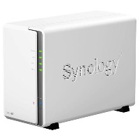 【送料無料】SYNOLOGY 2ベイオールインワンNASサーバー DiskStation DS216SE [DS216SE]【1201_flash】【10P03Dec16】