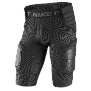 ナイキ NIKE HYPERSTRONG HARD PLATE GIRDLE GFX MENS メンズ BLACK 黒・ブラック BLACK 黒・ブラック DARK GREY GRAY灰色・グレイ ...
