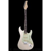 SCHECTER N Series N-ST-AS-VWHT (Vintage White / Rosewood)《エレキギター》【送料無料】