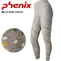 PHENIX フェニックス インナー MULTI DOTS TIGHTS PH262PA67 GR