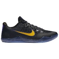 "Nike Kobe 11 Low ""Carpe Diem"" メンズ Black/White/Court Purple/University Gold ナイキ バッシュ コービー11 Kobe Bryant コービー・ブ..."