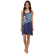 P.J. Salvage Team USA Stars Stripe Sleep Dress