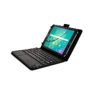 Cooper Cases (TM) Touchpad Executive Acer Iconia Tab 8 A1-840 FHD/Tab 8 W (W1-810-1193) タブレットBluetoothキーボードフォリオ(ブラ...