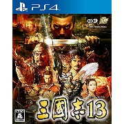 【PS4ソフト】三國志13