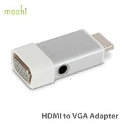 《在庫あり》moshi HDMI to VGA Adapter with Audio [mo-hdmvga-sv]