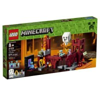LEGO レゴ マインクラフト 21122 ネザー砦 Minecraft the Nether Fortress レゴブロック