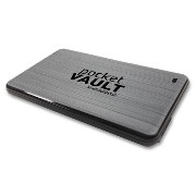 MyDigitalSSD 256GB PocketVault SuperSpeed USB 3.0 Portable External Solid State Storage Drive SSD