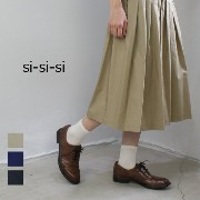 Si-Si-Si(スースースー) コットン キュロット 3colormade in japann-ss1617-j【♪】