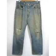 1979's Levi's/リーバイス 501 66後期 デニム パンツ 色落ち Made in U.S.A 【W33 L30】【ジーンズ】【ヴィンテージ/vintage...
