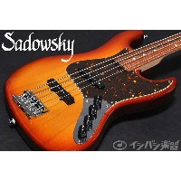 Sadowsky Guitars / Metroline Series RV4 Dark Cherry Burst (S/N: M7915)(名古屋栄店)(チョイキズ展示入替特価)