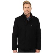 IZOD Wool Jacket with Color Trim