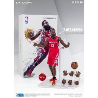 ENTERBAY 1/9 SCALE MOTION MASTERPIECE COLLECTIBLE FIGURE NBA COLLETION JAMES HARDEN (エンターベイ 1/9 モーションマスターピース コ...