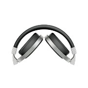 KEF M500 Hi-Fi On-Ear Headphones - Aluminum/ブラック 『海外取寄せ品』