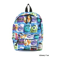 X-girl Stages MONSTERS UNIVERSITY BACKPACK/リュック エックスガールステージス【送料無料】