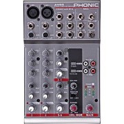 AM85(PHONIC)【税込】 フォニック コンパクトミキサー PHONIC 2-Mic/Line 2-Stereo Compact Mixer AM85 [AM85PHONIC]【返品種別A】【...