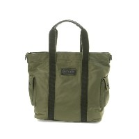 TOMMY HILFIGER (M)MILITARY POCKET TOTE NYLON トミーヒルフィガー【送料無料】