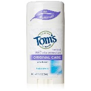 Tom's of Maine Unscented Deodorant Stick 64 ml 6個入(並行輸入品)