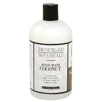 Archipelago Botanicals Coconut Body Wash - 17 Oz. (並行輸入品) [並行輸入品]