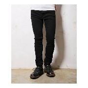 MR.OLIVE SUPER STRETCH BLACK DENIM / OVERDYED SKINNY PANTS ミスターオリーブ パンツ/ジーンズ【RBA_S】【送料無料】