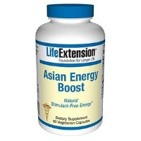 Life Extension - Asian Energy Boost - 90カプセル