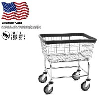 LAUNDRY CART(ランドリーカート) RB100CH PACIFIC FURNITURE SERVICE(パシフィックファニチャーサービス) 送料無料