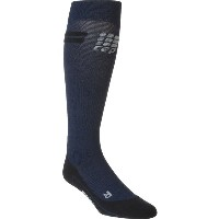 CEP CEP メンズ サイクリング ソックス【Progressive Plus Run Merino Sock】Navy/Black
